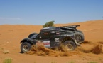Silk Way : leading the general classification after a tough stage