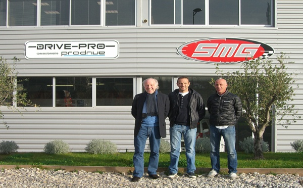 Drive-Pro choisit SMG