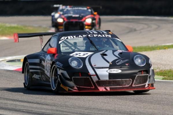 Blancpain Series at Monza