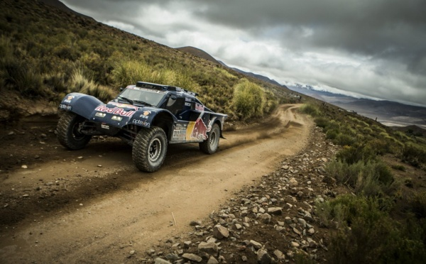 Stage 8 : Sainz on the day's podium, Lavieille still in the Top 10