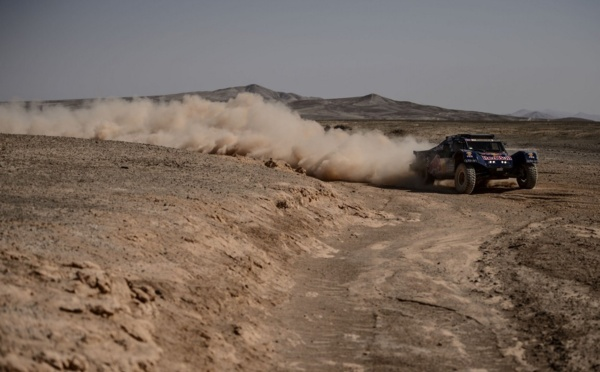 Stage 11 : Ronan and Gilles maintain the pace